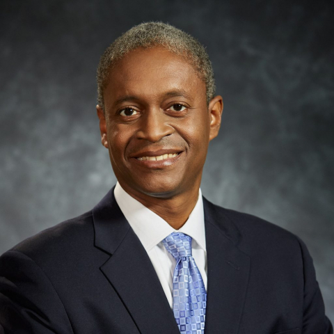 Raphael W. Bostic, President and CEO of the Federal Reserve Bank of Atlanta